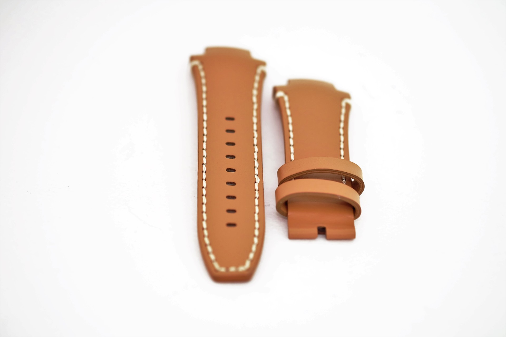 46-Tan Saddle Leather