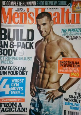 Magnum M48 on Men's Health